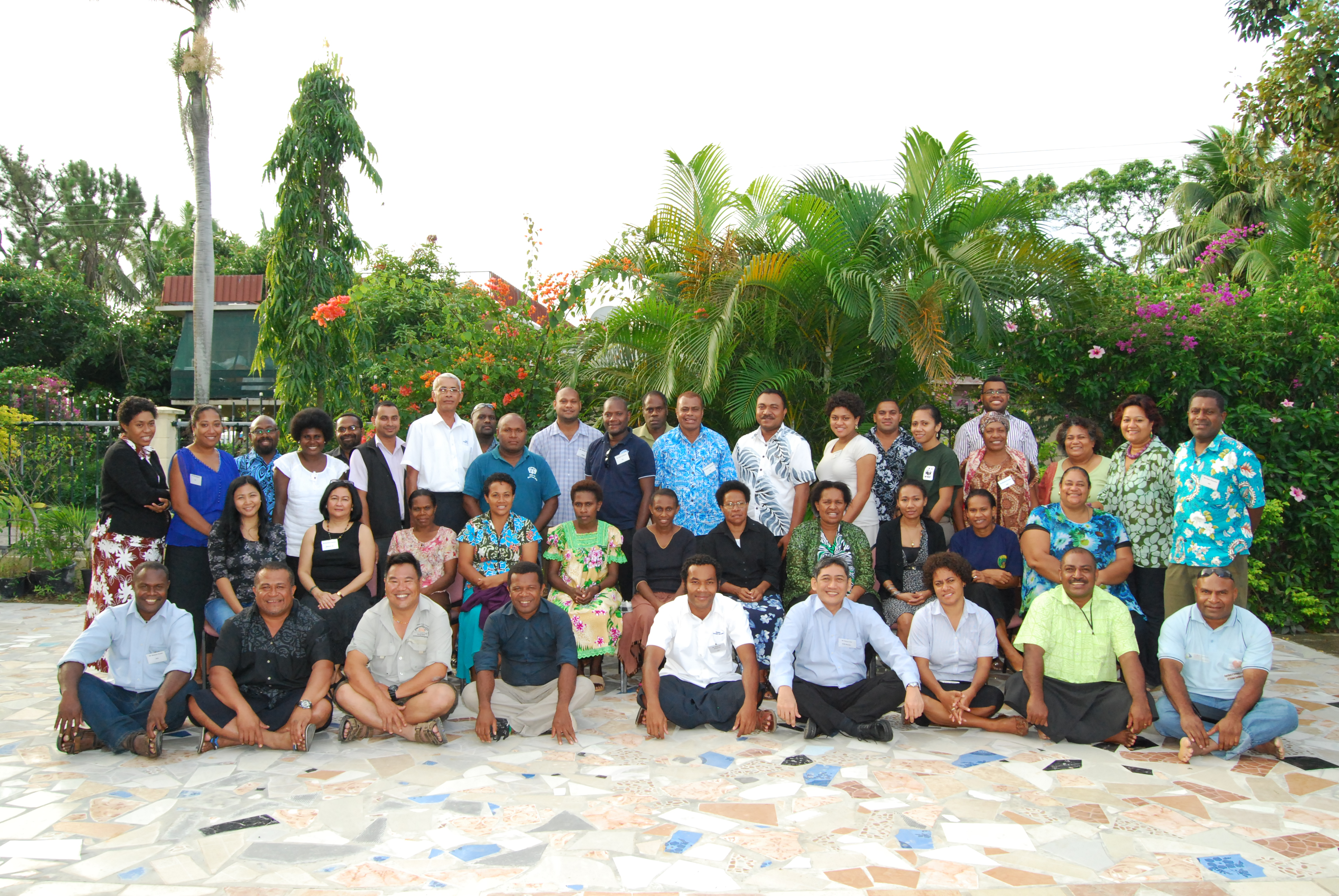 Pacific Communities Join Development Training on Coastal Management