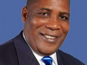 Barbados Minister of the Environment and Drainage Dr. Denis Lowe (Photo from BGIS)