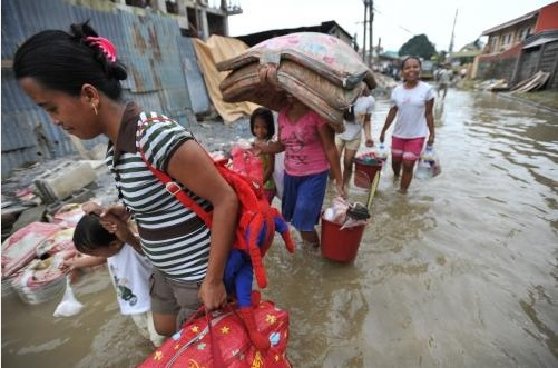 After 'Haiyan,' World Leaders Vow to Address Climate Change in the Philippines