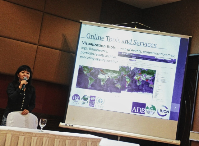 GEF IW:LEARN Offers Online Tools for Scaling Up Water Projects