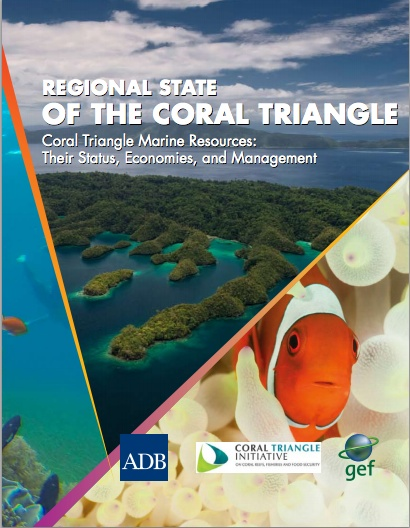 Report on the State of the Coral Triangle Launched at CTI-CFF Ministerial Meeting in Manado, Indonesia
