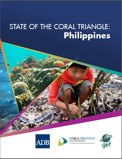 Report Describes Status of the Philippines' Coral Triangle Marine Resources