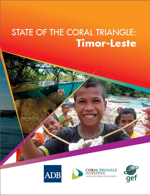 Managing Threats to Timor Leste's Reef Systems