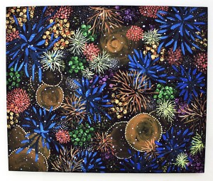 Blue Coral Spawning, by Jay Maclean. (Photo by CTKN)
