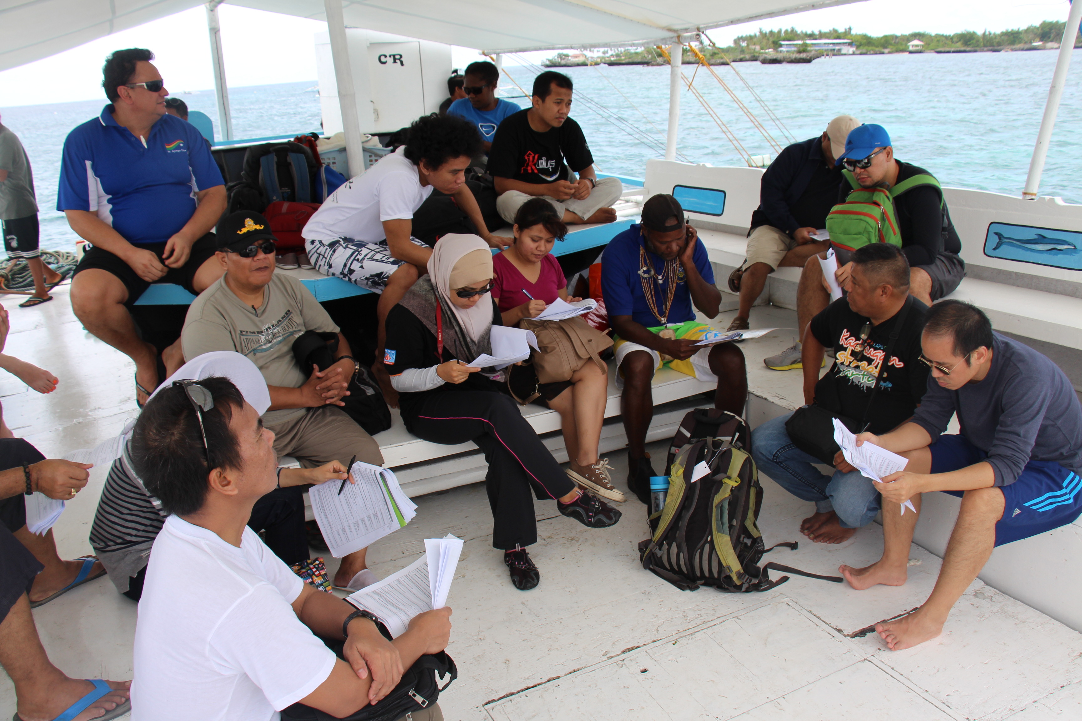 Coral Triangle Countries Prepare Roadmaps to Improve Marine Protected Area Management in the Region