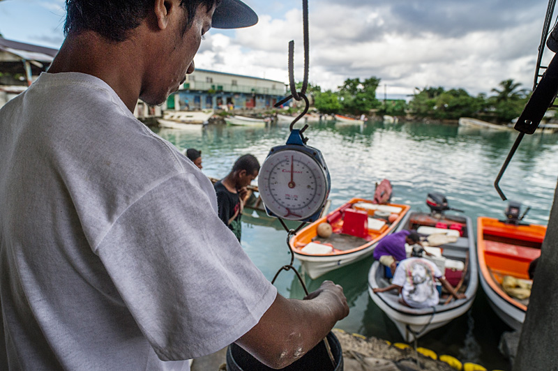 Empowering communities to ensure the future of their marine resources