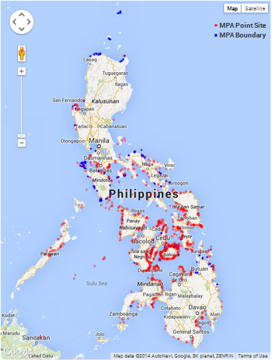 Filipino Scientists Plot the Country's Aquatic Riches