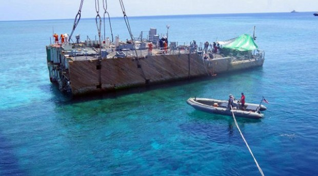 Release of P87M for Tubbataha Damage Now Up to PH