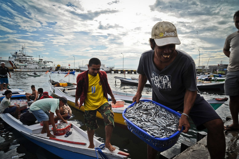 Protecting Coral Reefs Brings Good Fortunes to Coastal Communities in Indonesia