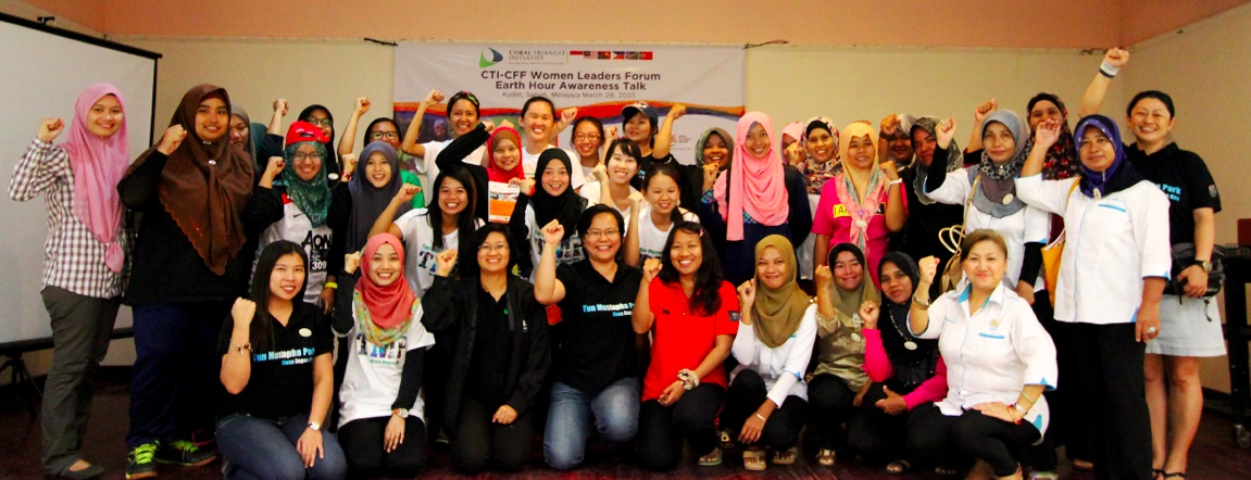 Coral Triangle Women Leaders in Marine Conservation