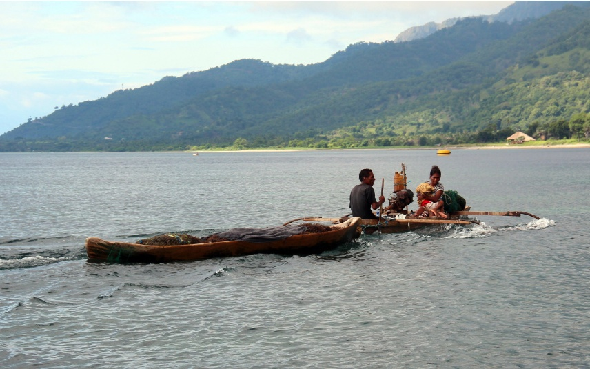 Climate Change in Coral Triangle of the Pacific Countries: Supporting Communities to Adapt