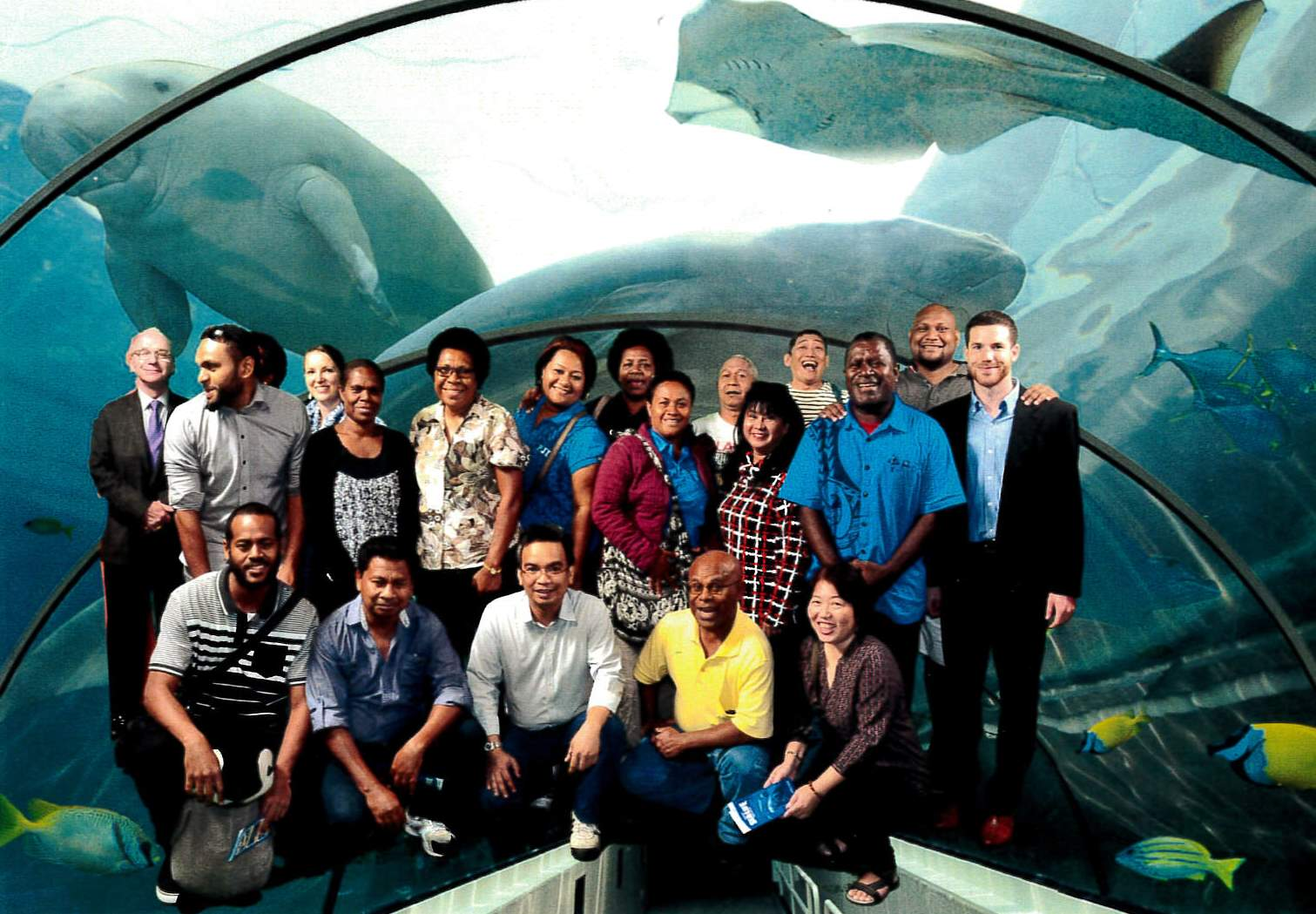 Achieving Shared Objectives in the Coral Triangle of the Pacific