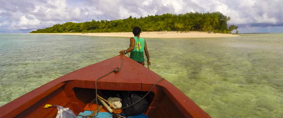 Climate Change in the Developing Pacific Islands
